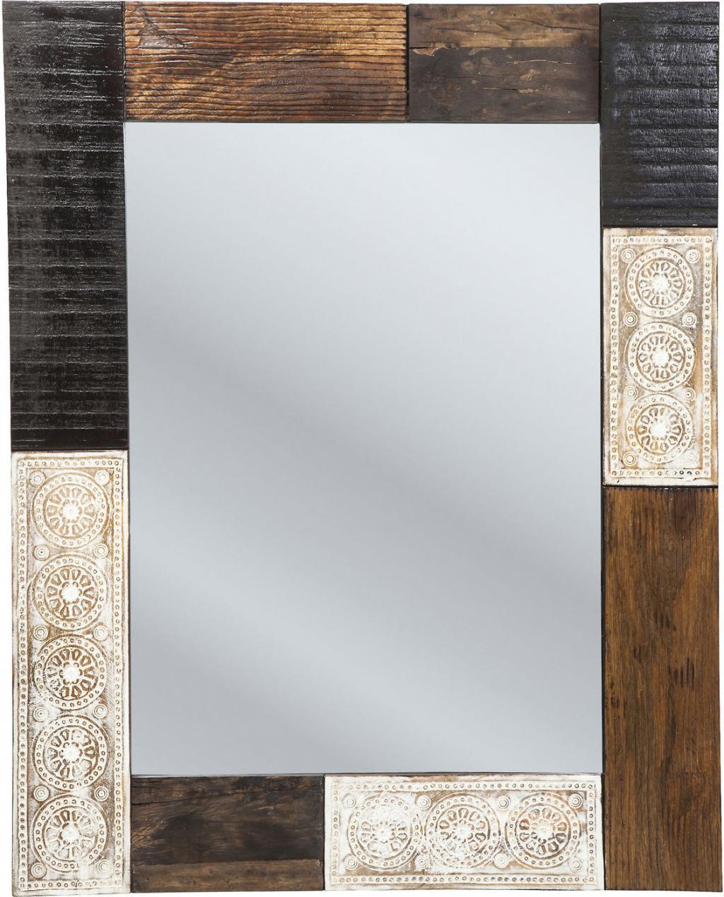 kare design spiegel finca manghout 100x80cm designwonen. Black Bedroom Furniture Sets. Home Design Ideas